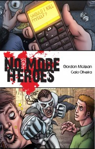 No More Heroes #1