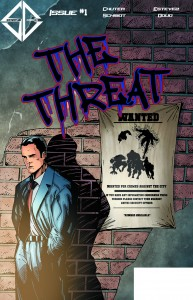 The Threat Number 1 Stratum Comics