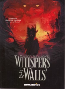 Whispers in the Walls from Humanoids Comics