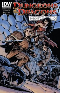 Dungeons & Dragons Forgotten Realms #1