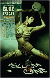 Blue Estate Volume 1 from Image Comics