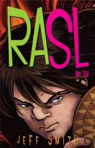 Rasl 14 by Jeff Smith