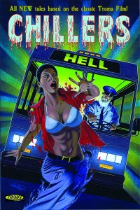 Chillers horror anthology comic review