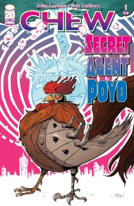 Chew: Secret Agent Poyo One-Shot