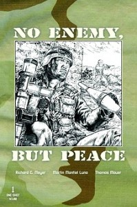 No Enemy, But Peace Interview with Richard C. Meyer – Help Fund this war vet's comic!