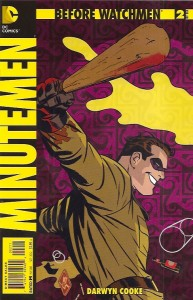 Minutemen 2 by the Darwyn Cooke Show