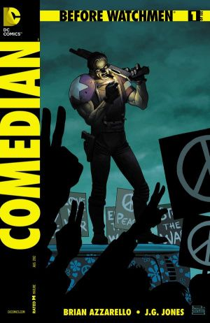 Before Watchmen: The Comedian by Brian Azzarello and J.G. Jones