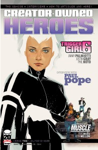 Creator Owned Heroes 2