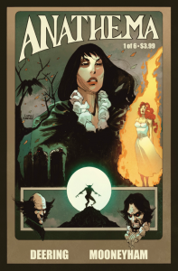 Anathema #1 comic review