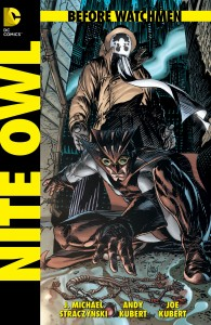 Nite Owl 2 inked by the late Joe Kubert