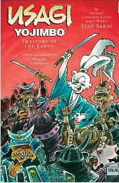 Usagi Yojimbo, Vol. 26