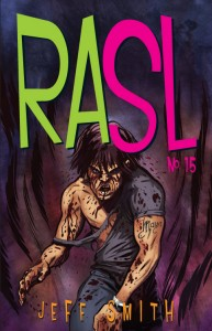 RASL 15 by Jeff Smith (Art and Story)