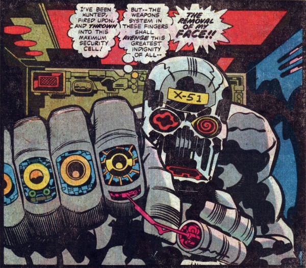 Go Look: Tom Spurgeon Collected Jack Kirby Tribute