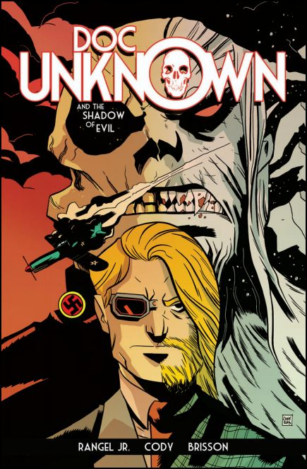 Doc Unknown #2 cover