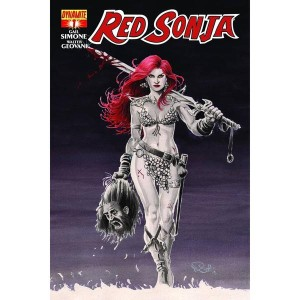 Red Sonja Number 1
