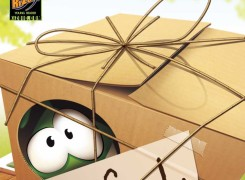 Cut the Rope Number 1 Strange Delivery Part One