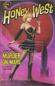 Honey West Murder on Mars