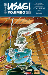 Comic Book Review Usagi Yojimbo Saga Volume 1