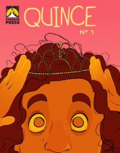 Quince comic book review