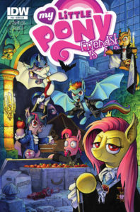 My Little Pony Friendship is Magic comic book
