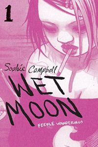 Wet Moon 1 new cover